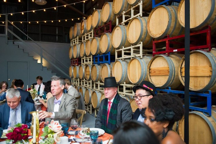 Photo #7 The Winery SF Barrel Room at The Winery SF