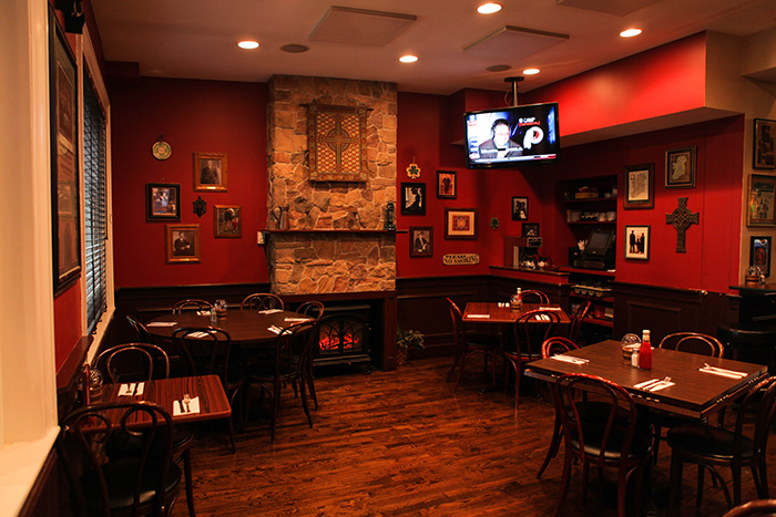 Main Dining Room event space at McKeowns in New York City, NYC, NY/NJ Area