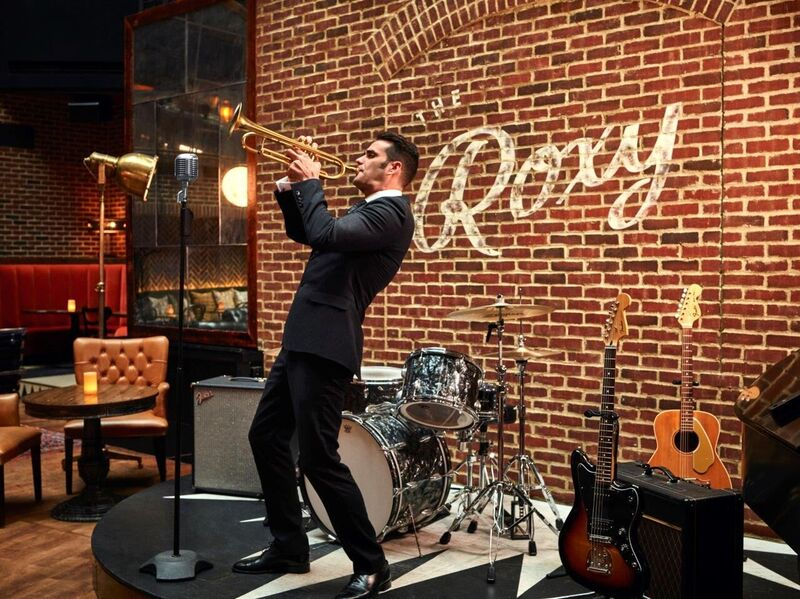 Photo #3 Roxy Bar and Lounge at The Roxy Hotel