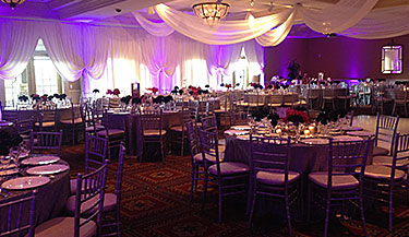 Full Venue event space at Boling Brook Golf Club in Chicago, Chicagoland Area