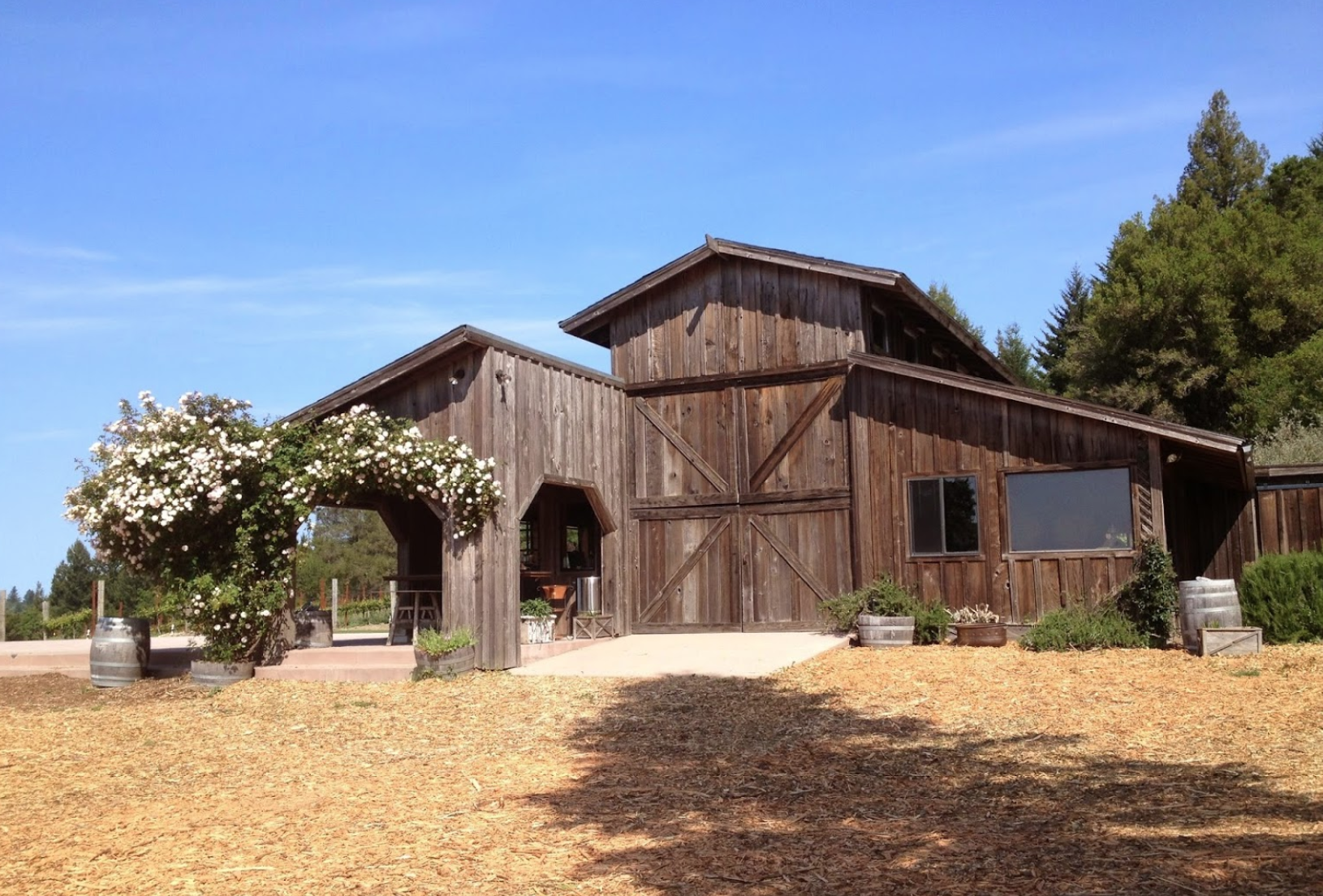 Redwood Ridge Estate event space in San Francisco, SF Bay Area, San Fran