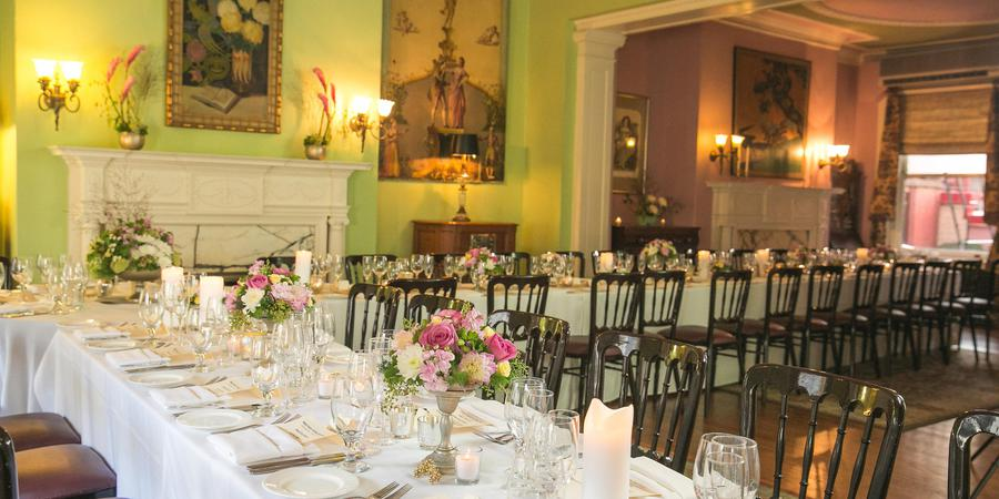 Room 26 event space at Tabard Inn in Washington DC, Maryland, Virginia, DC Area