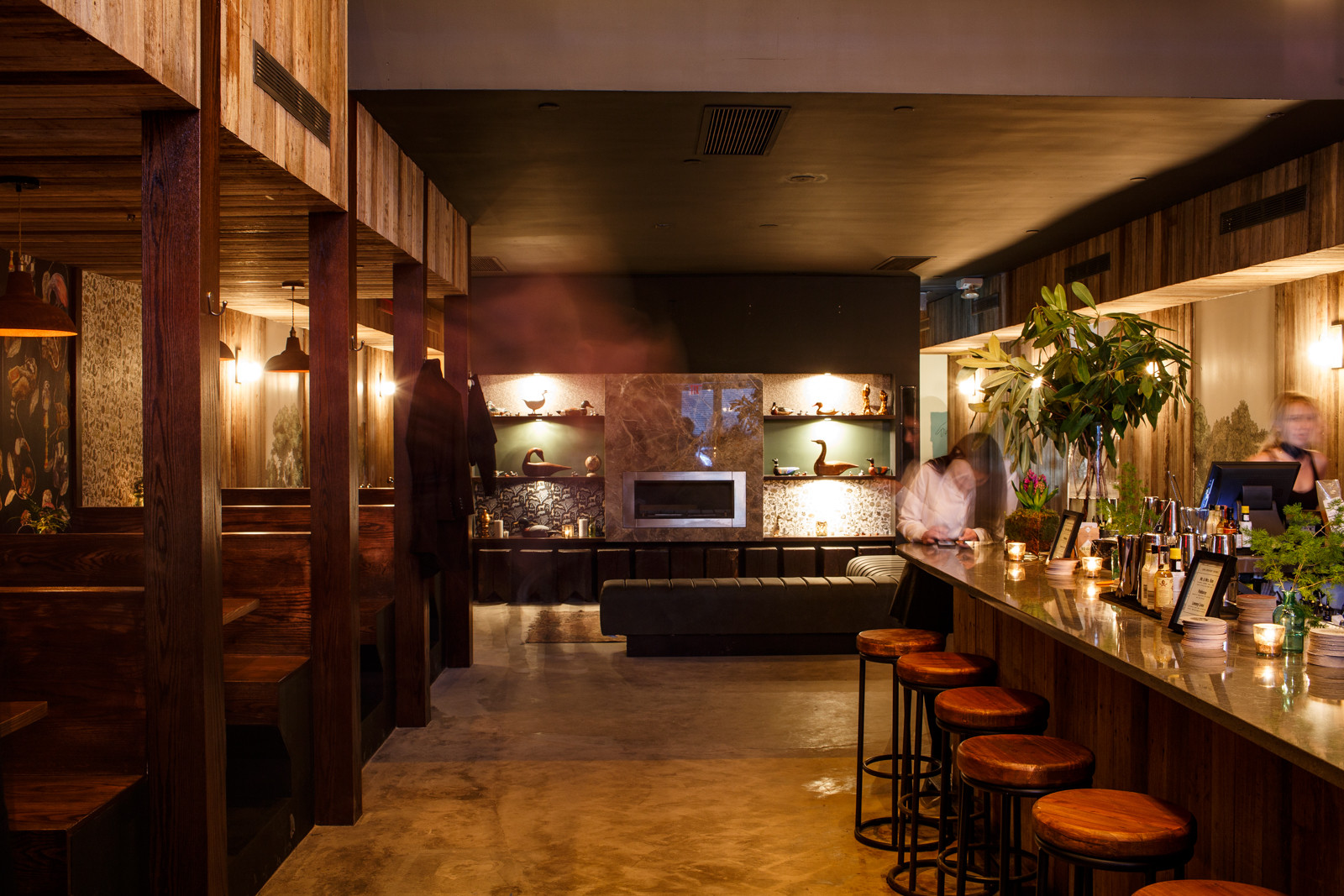 Full Buyout event space at The Lately Bar in New York City, NYC, NY/NJ Area