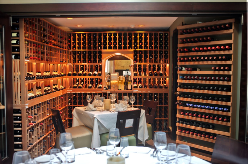 Photo #9 Wine Room at Piacere Restaurant