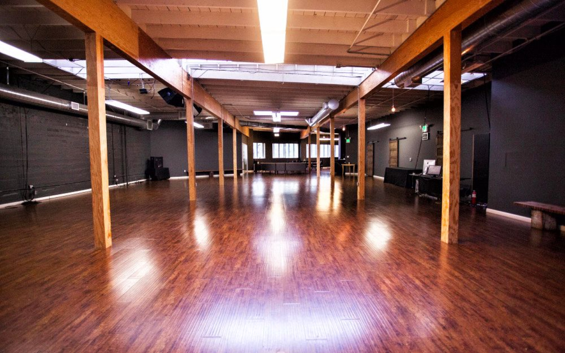 Main Space event space at 1446 Market in San Francisco, SF Bay Area, San Fran