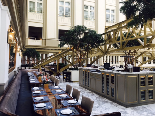 Photo #4 Semi Private at BLT Prime by David Burke at Trump International Hotel