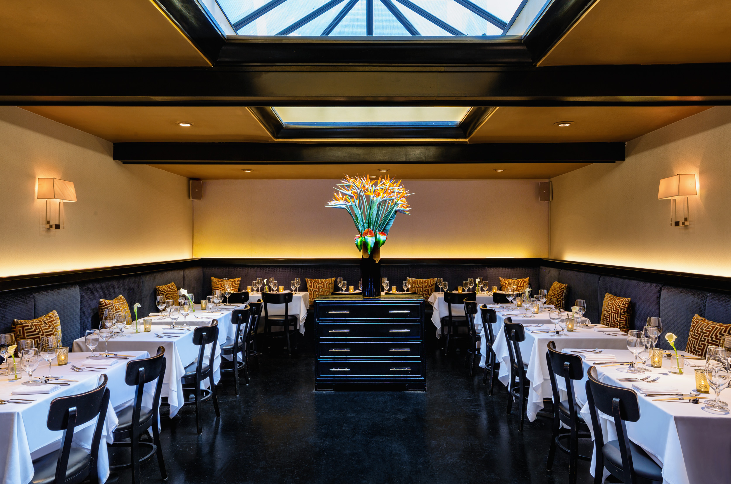 Photo #9 Skylight Room at Philippe (Uptown)