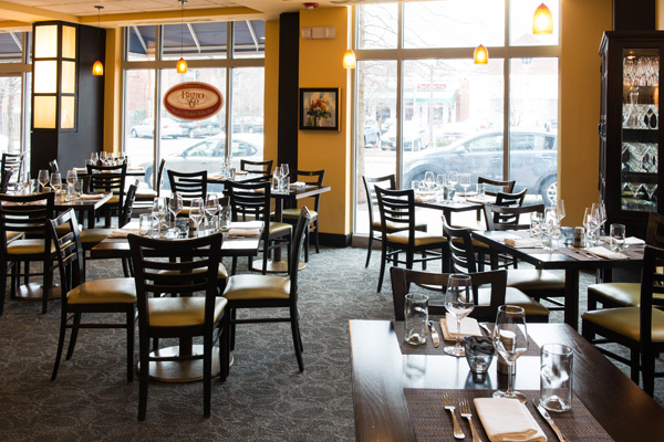 Full Venue event space at Bistro 360 in Washington DC, Maryland, Virginia, DC Area