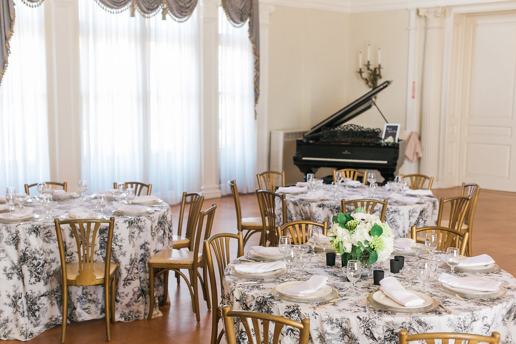 The Congressional Club event space in Washington DC, Maryland, Virginia, DC Area