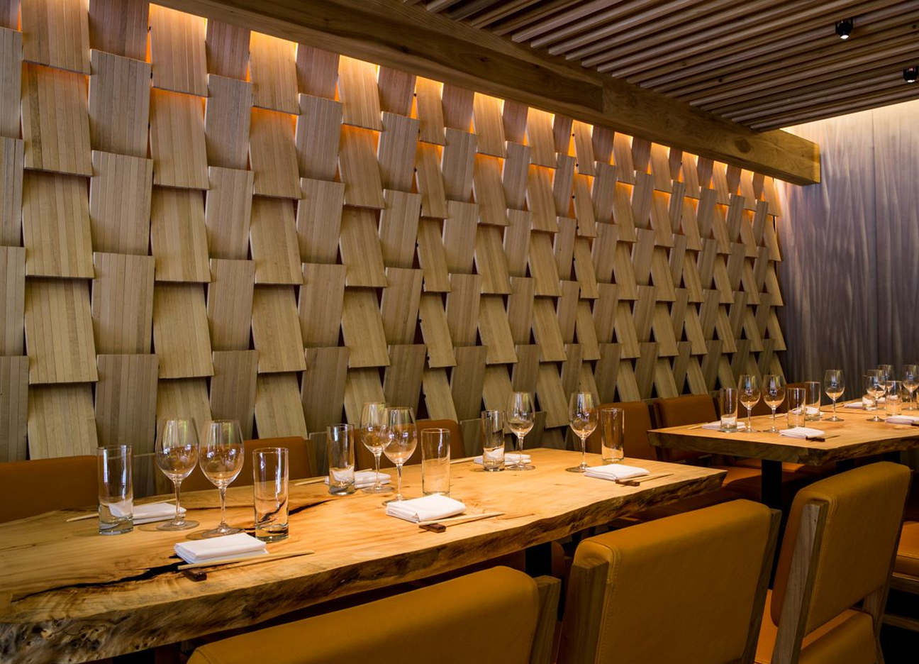 Private Dining Room  event space at Roka Akor in San Francisco, SF Bay Area, San Fran