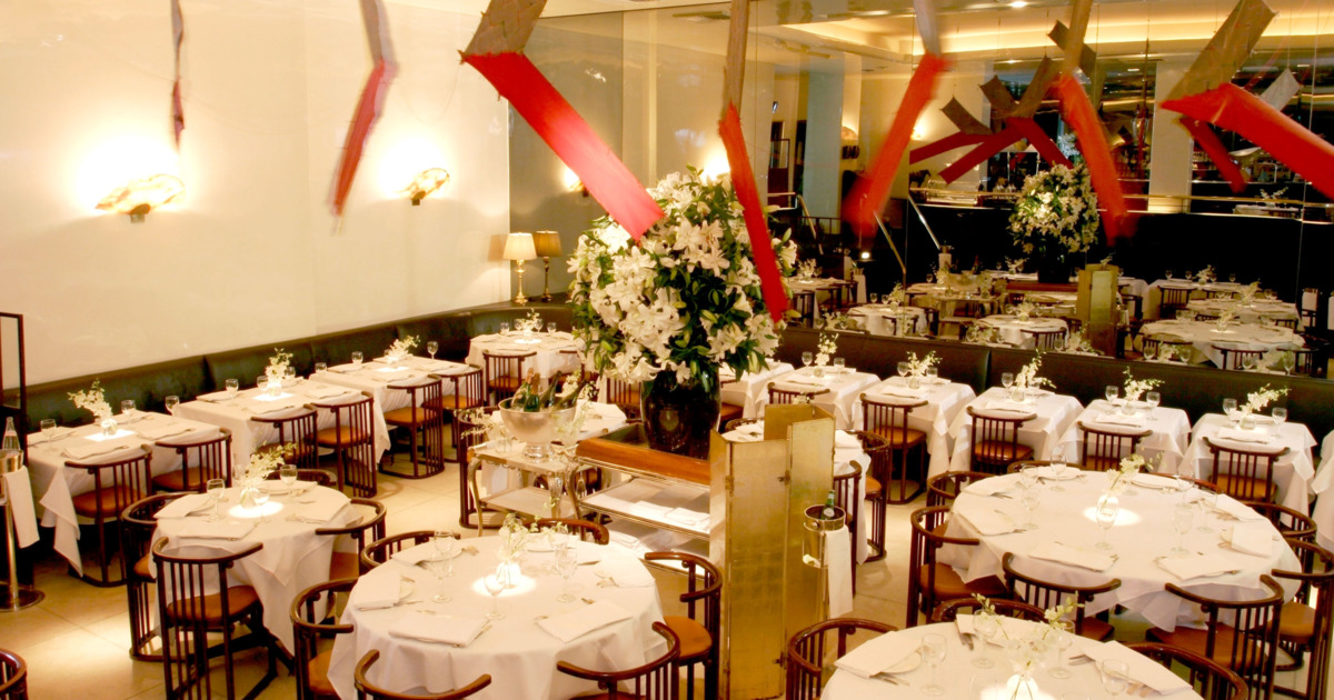 Restaurant Buyout event space at MR CHOW NYC 57th in New York City, NYC, NY/NJ Area