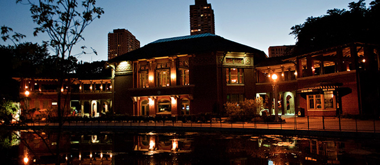 Full Venue event space at Cafe Brauer in Chicago, Chicagoland Area