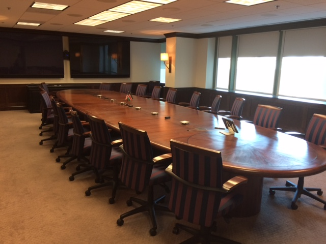 Photo #7 Boardroom 3 at AUSA Conference Center
