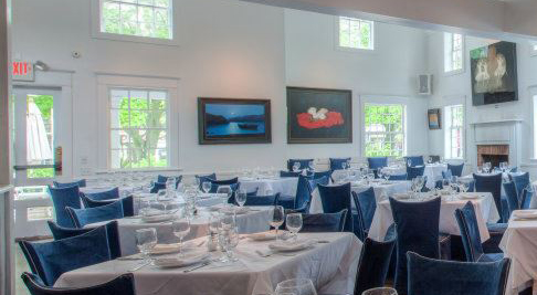 Main Space event space at Kozu Hamptons in Greater New York