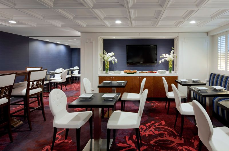 The Salon event space at Capitol Hill Hotel in Washington DC, Maryland, Virginia, DC Area