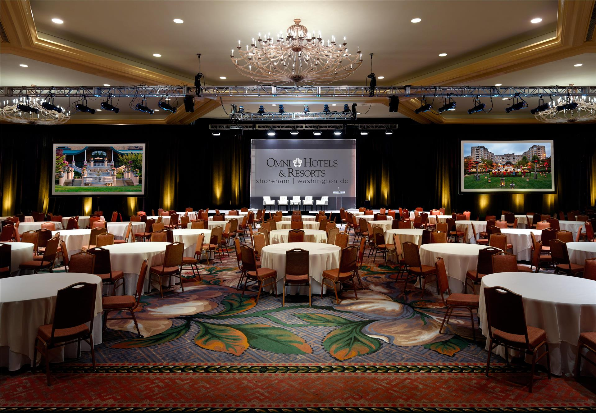 Photo #3 Regency Ballroom at Omni Shoreham Hotel