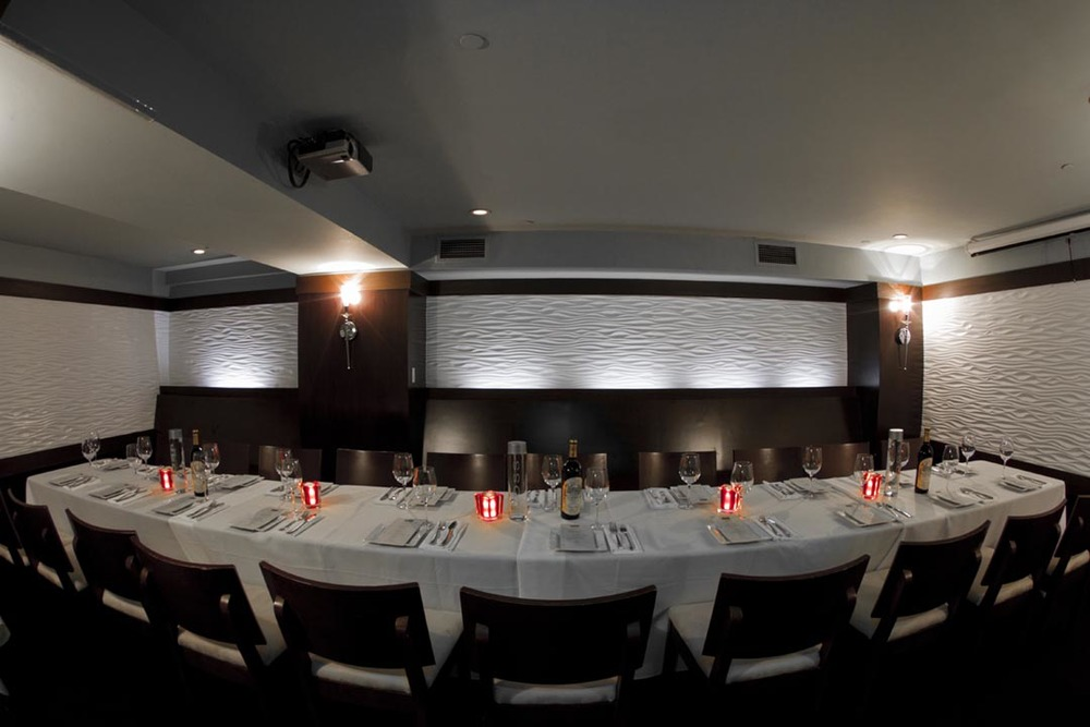 Photo #6 Private Dining Room at 5A5 Steak Lounge