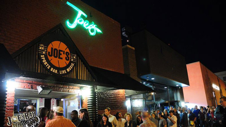 Full Venue event space at Joe's Bar in Chicago, Chicagoland Area
