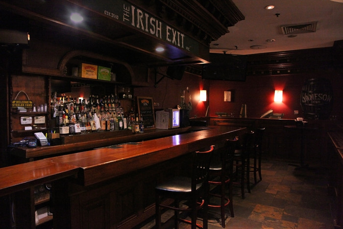 Photo #4 Private Back Bar at Irish Exit