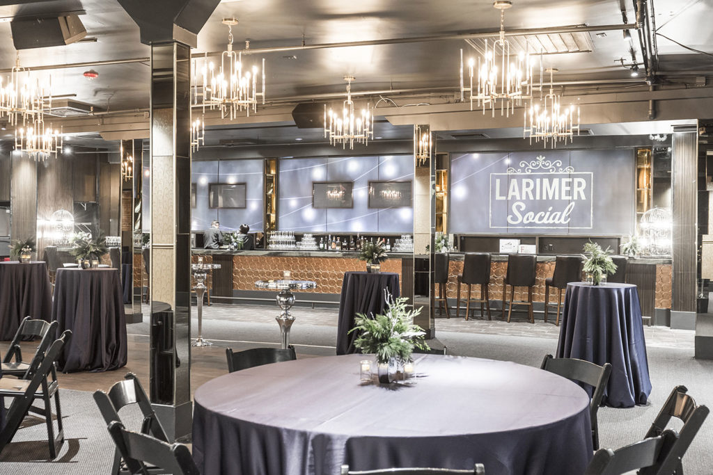 Photo #2 Event Space at Larimer Social