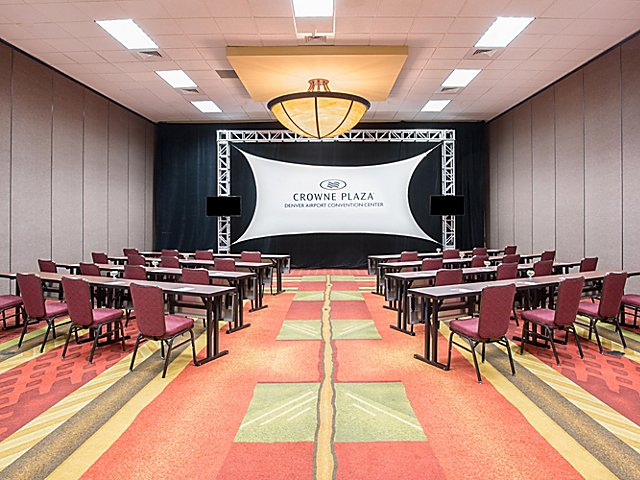 Photo #3 Silverton Meeting Room at Crowne Plaza Denver Airport Convention Center