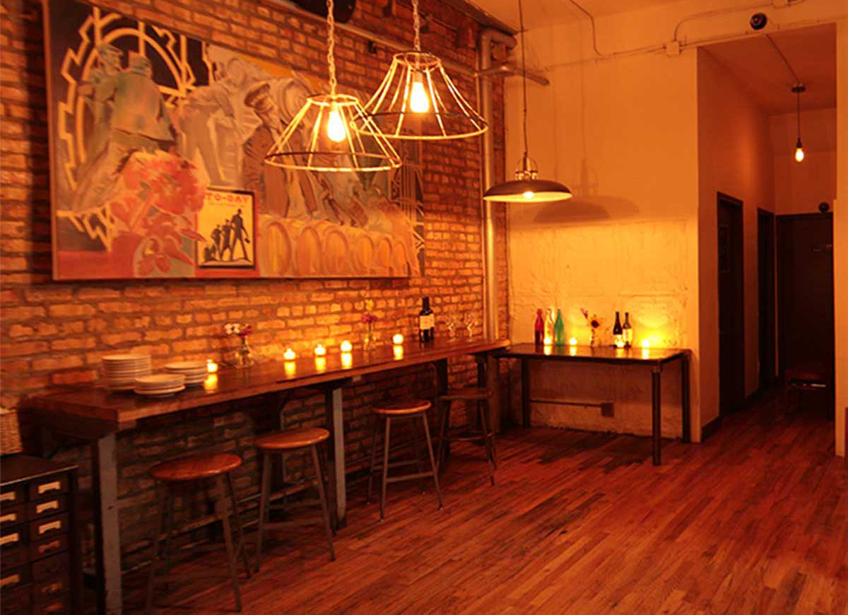 Photo #2 Second Floor Private Space at Farmhouse Chicago