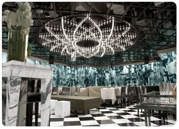 The Blue Room event space at Hunt & Fish Club NYC in New York City, NYC, NY/NJ Area