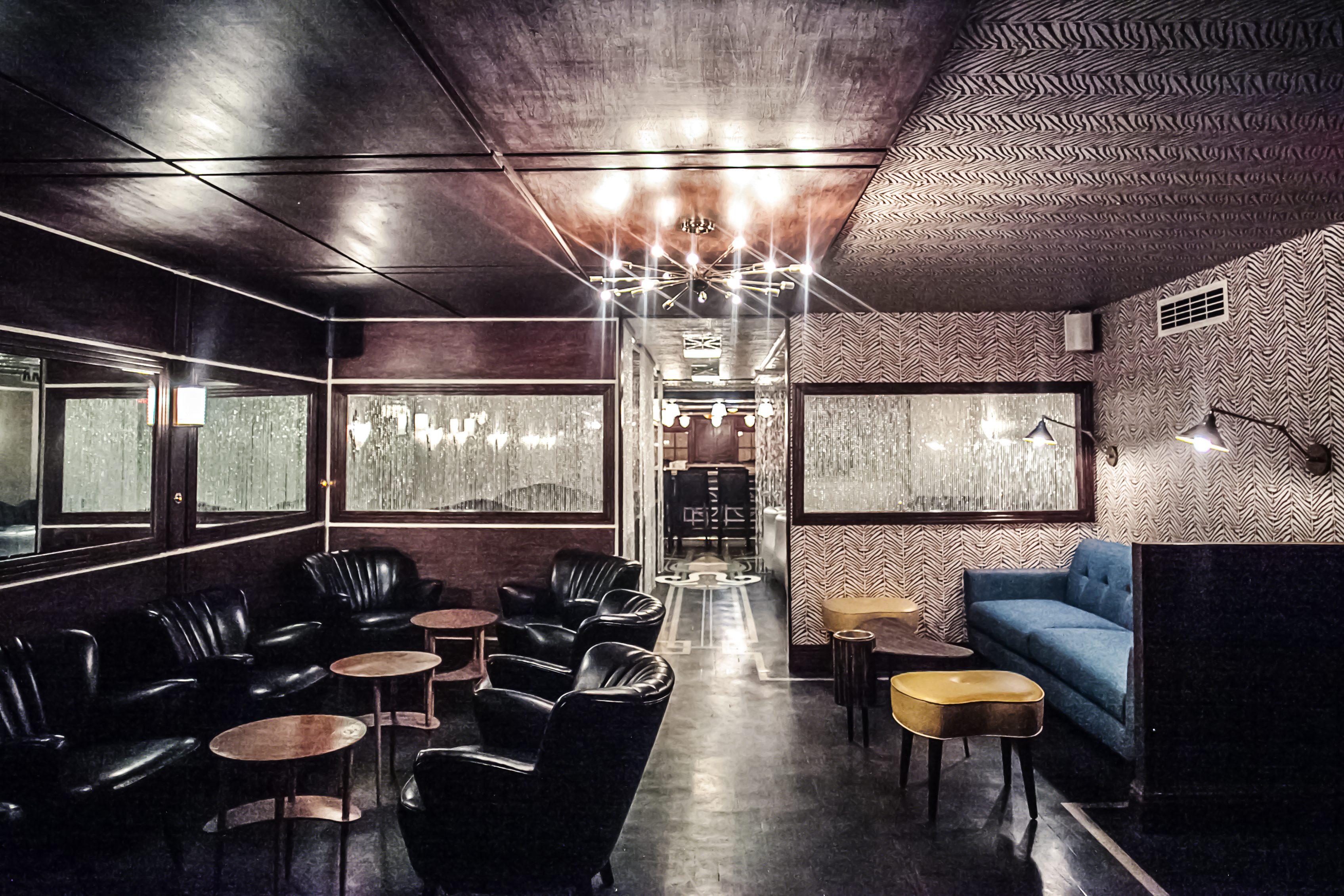Full Venue  event space at Dear Irving in Manhattan