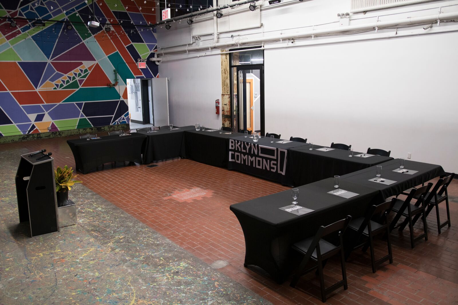Photo #9 Indoor Event Space at BKLYN COMMONS