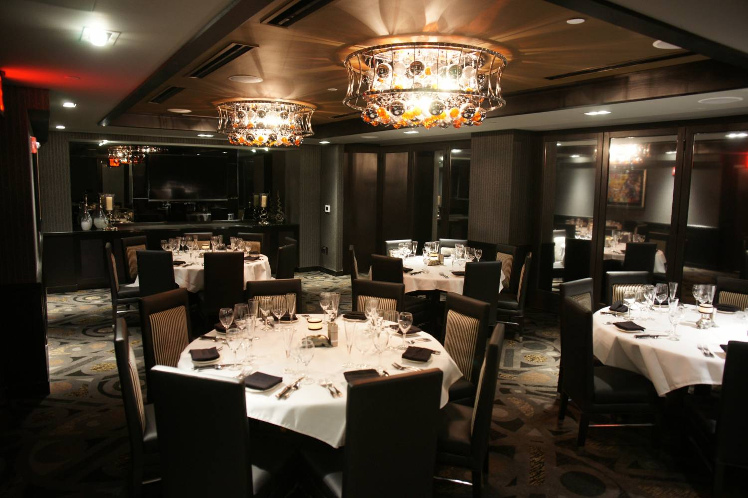 Photo #3 Dining Room A at Morton's The Steakhouse - World Trade Center