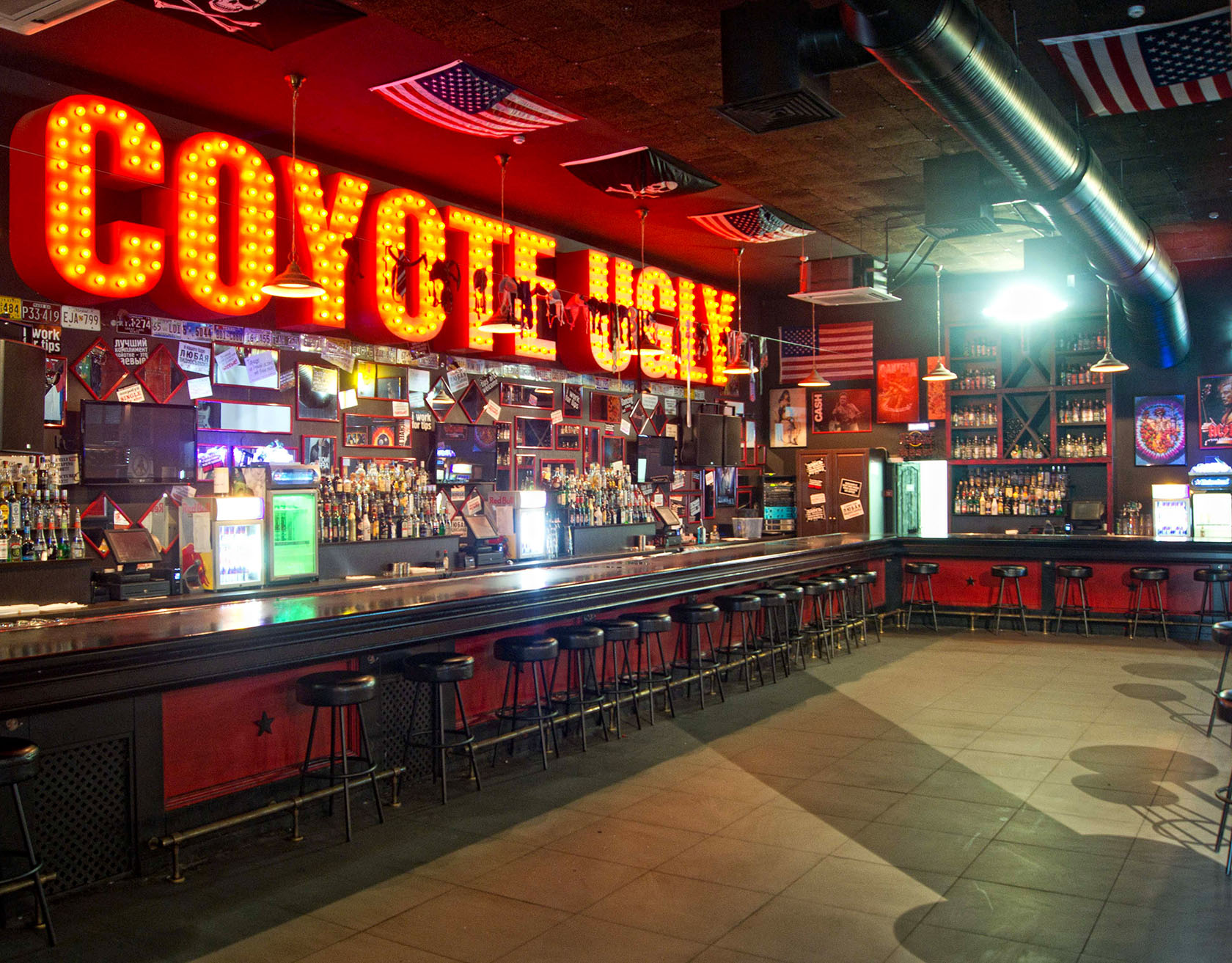 Photo #2 Main Space at Coyote Ugly Saloon