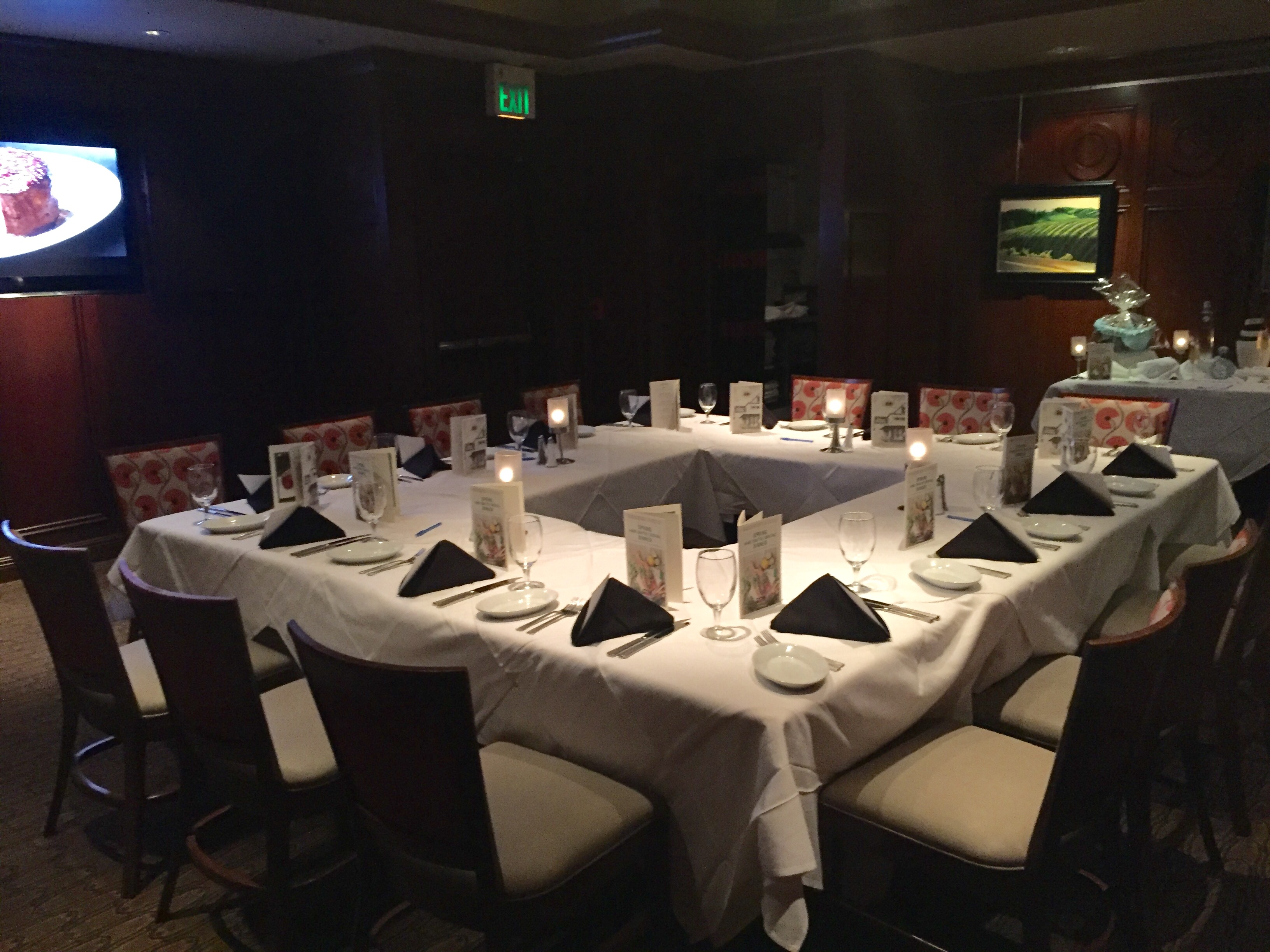Photo #2 Sacramento Room at Ruth's Chris Steak House
