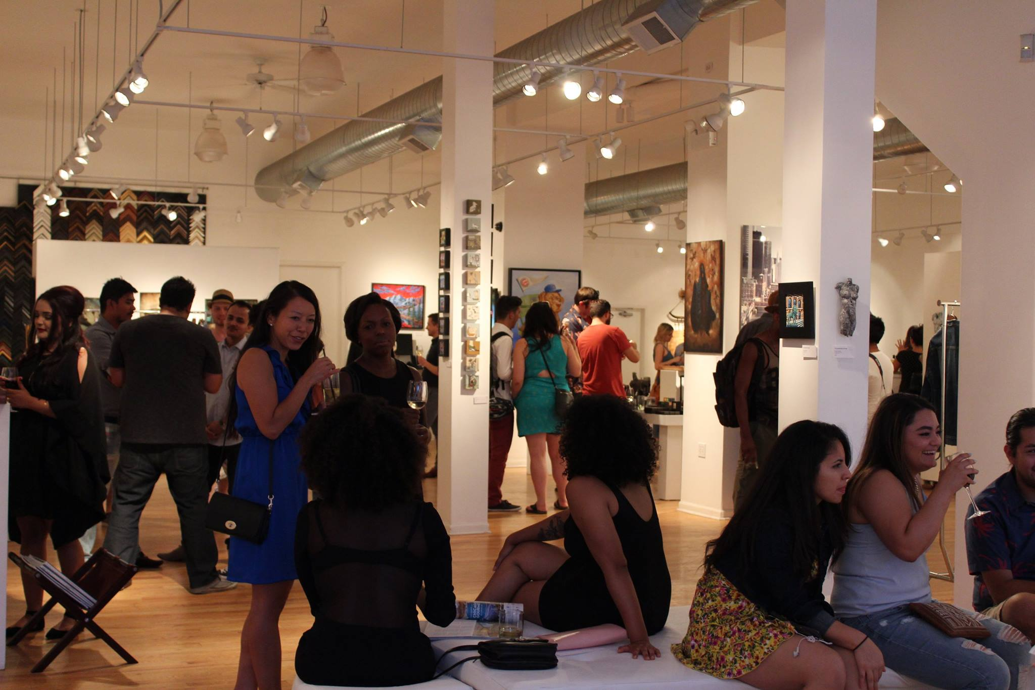 Photo #9 Full Venue at Jackson Junge Gallery