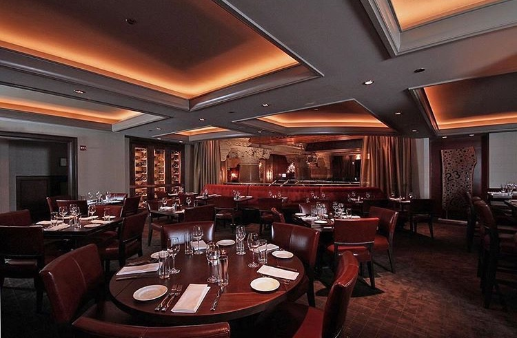 Michael Jordan's Steakhouse event space in Chicago, Chicagoland Area