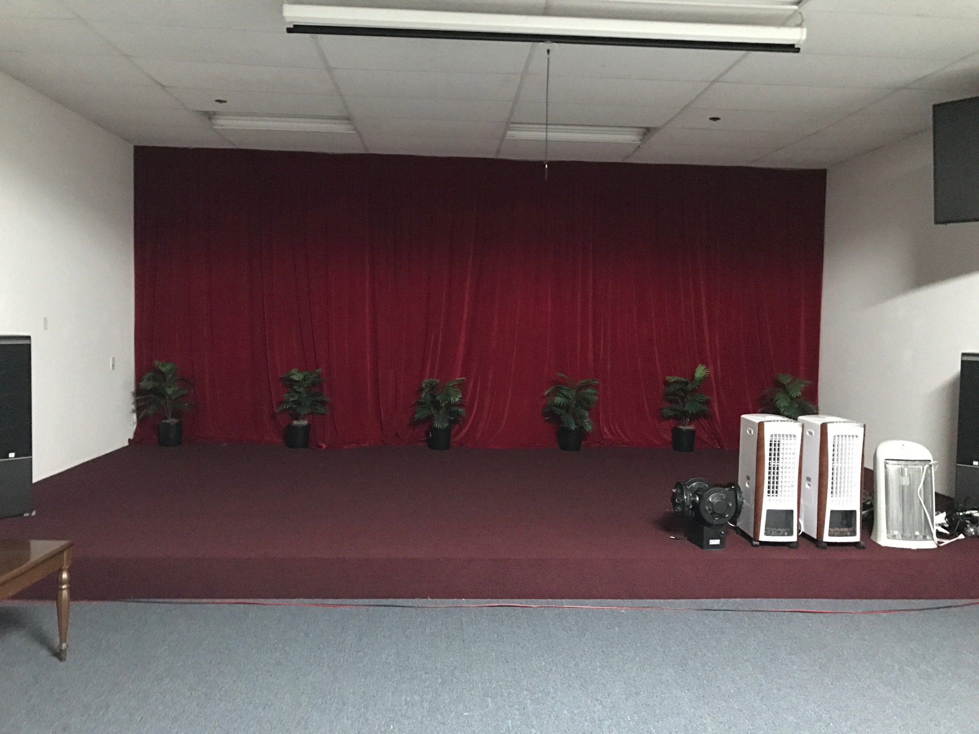 Photo #6 medium size party room for rent at Party room rental