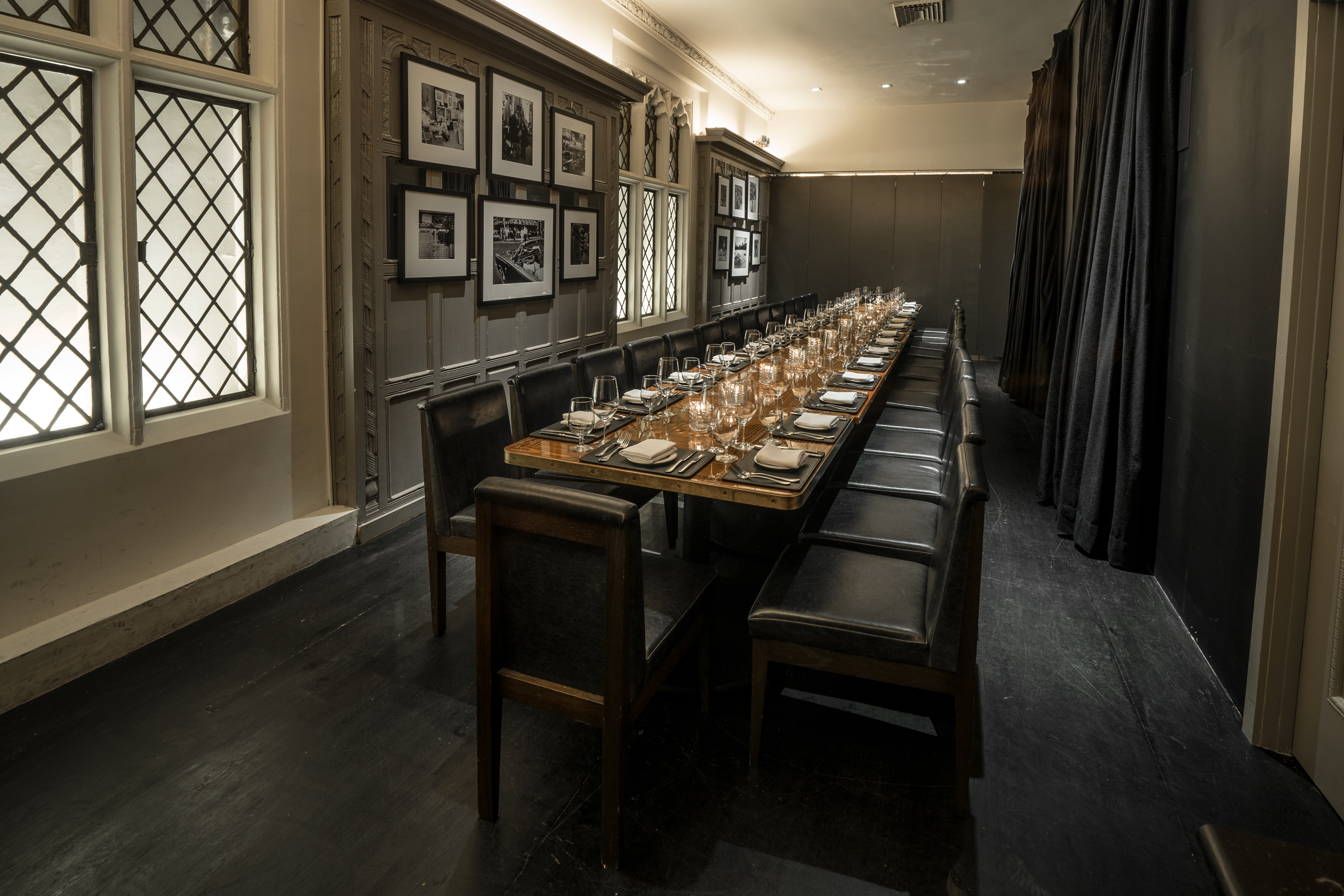 Photo #3 West Private Dining Room at American Cut Midtown