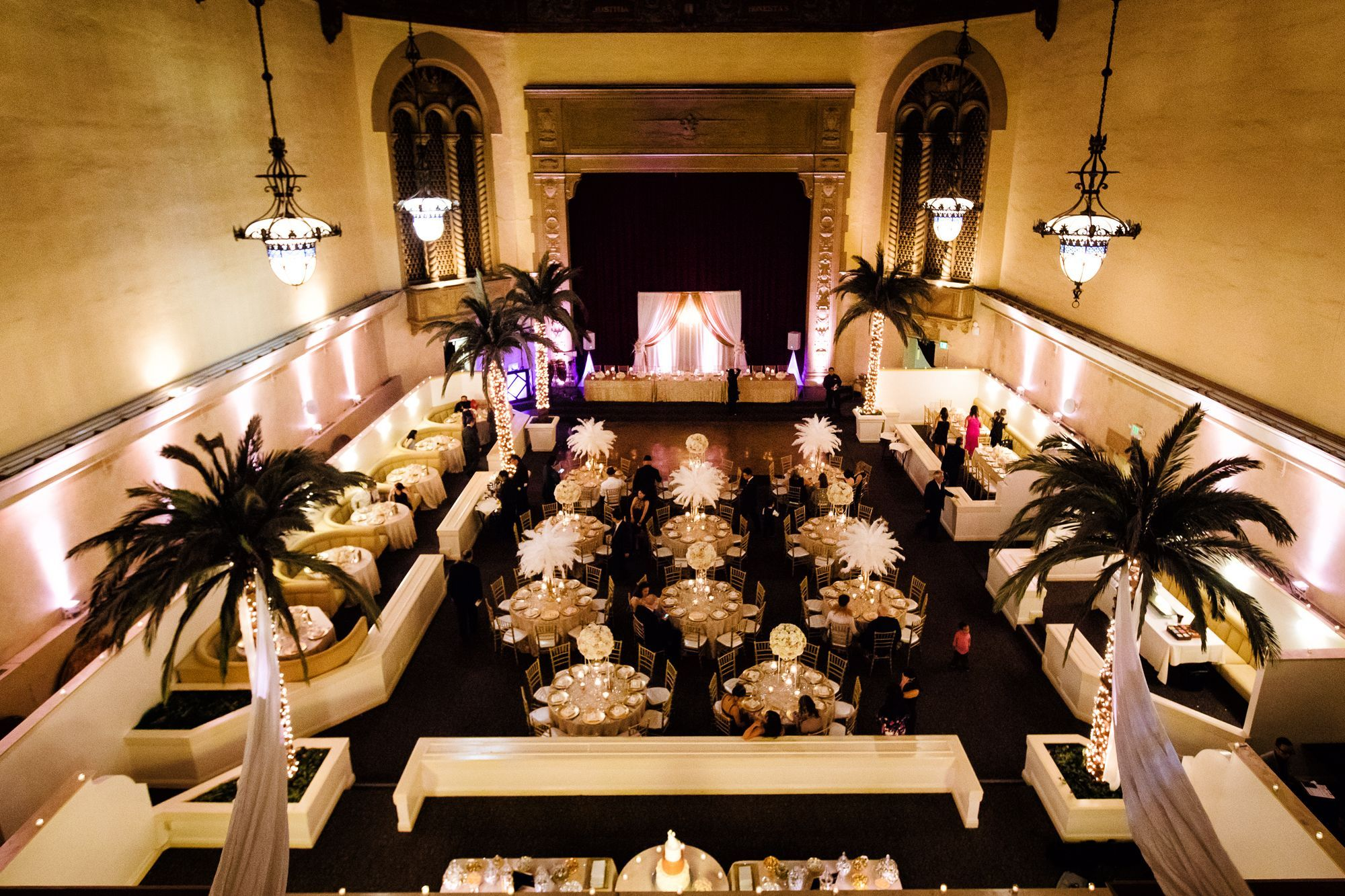 Corinthian Grand Ballroom event space at Corinthian Grand Ballroom in SF