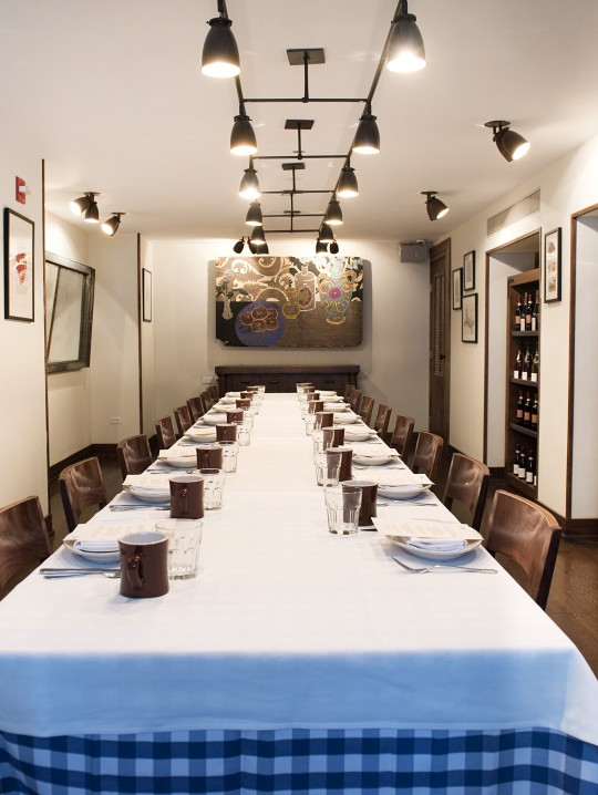 Private Dining Room  event space at Maialino at Gramercy Park Hotel in New York City, NYC, NY/NJ Area