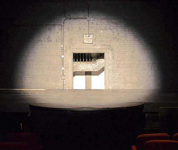 Photo #3 Main Stage at Davenport Theatre