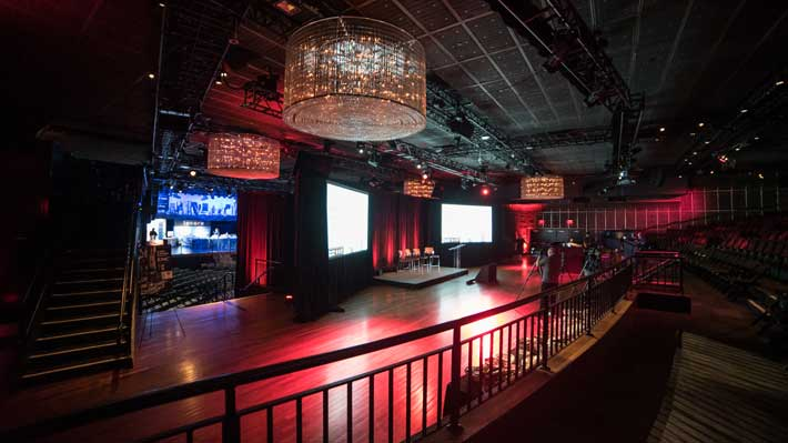 Photo #8 Main Space at PlayStation Theater