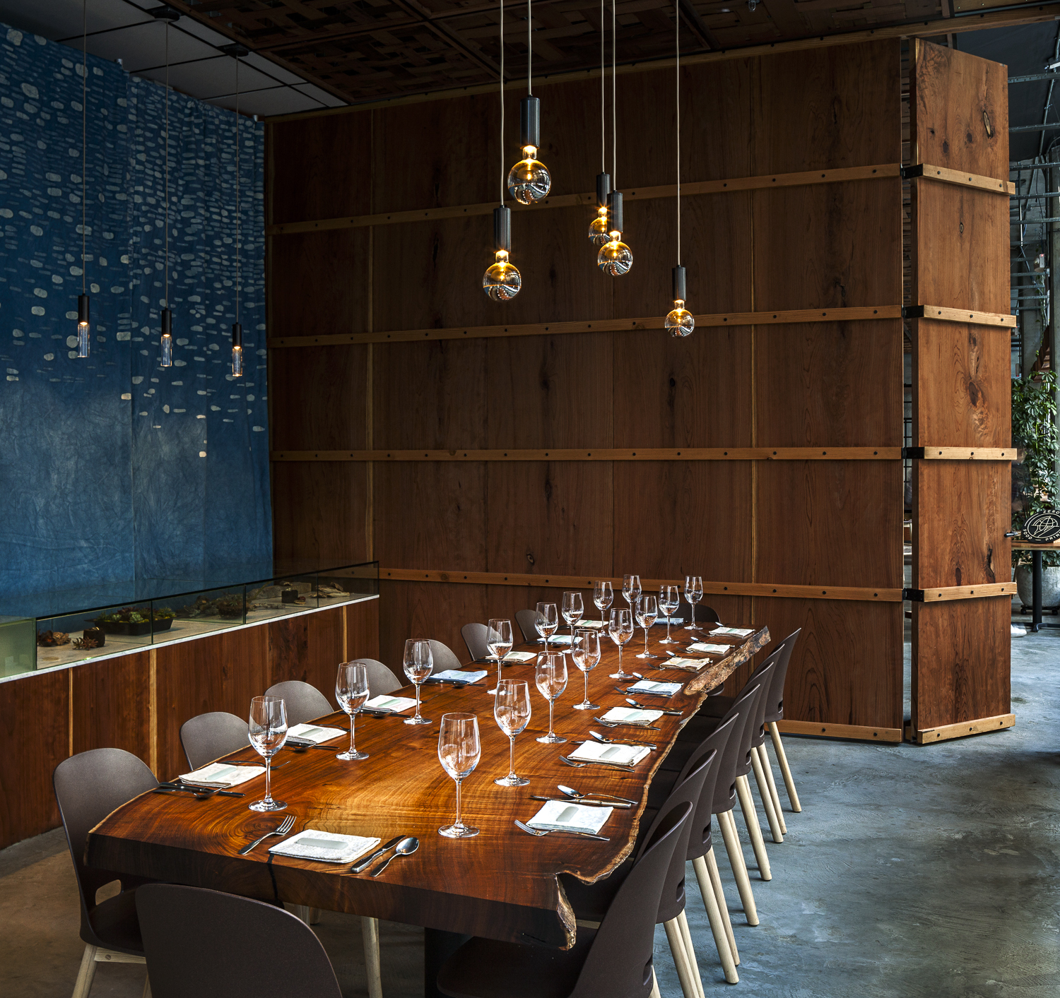 Photo #2 Private Dining Room at The Perennial