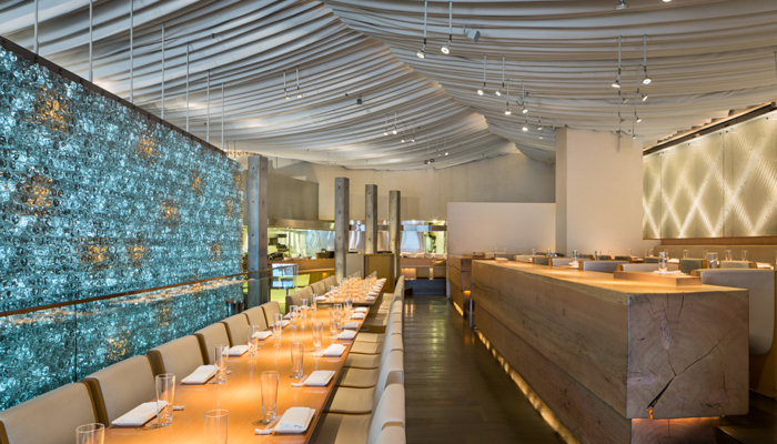 Buyout event space at Morimoto NYC in New York City, NYC, NY/NJ Area