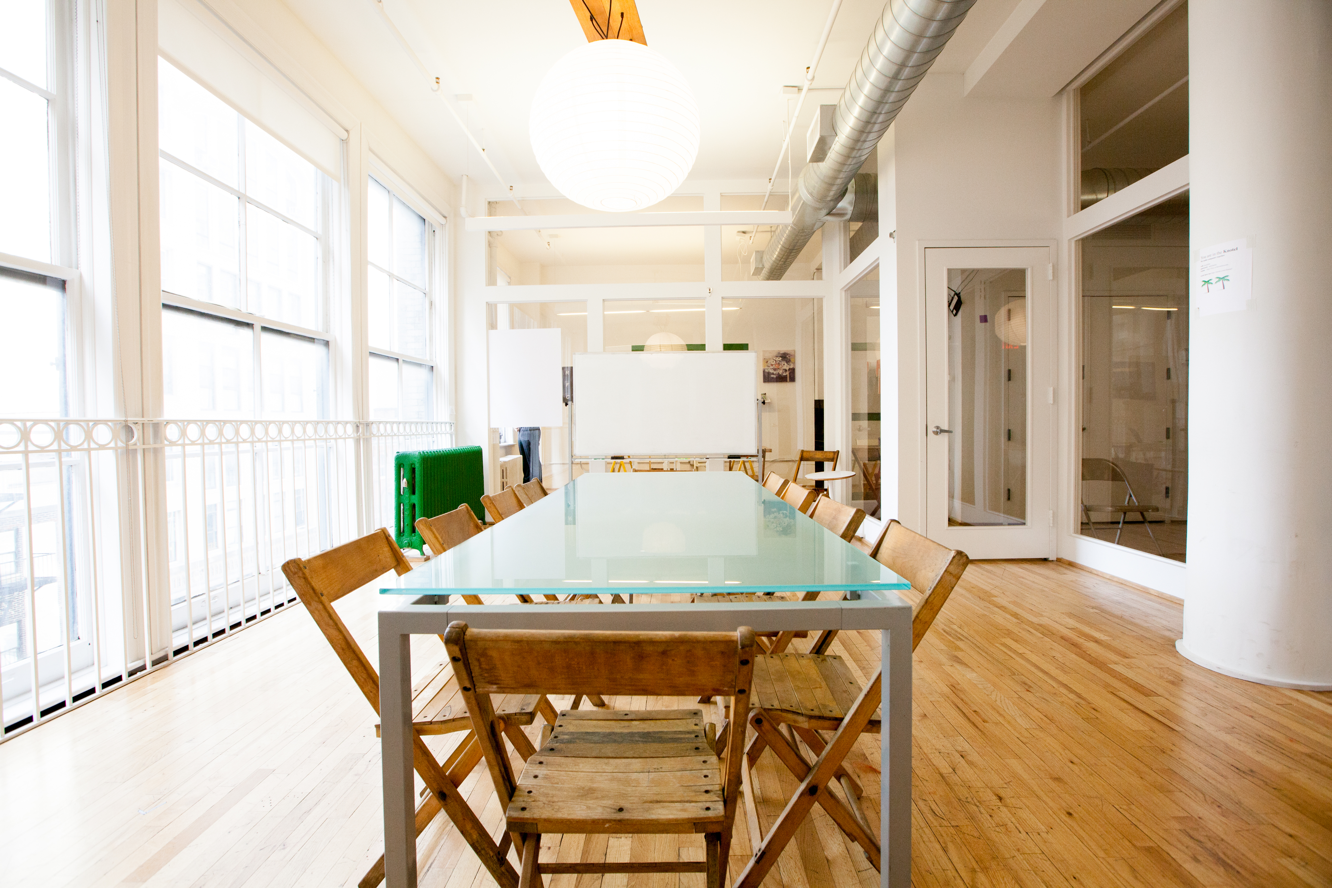 Helvetica Conference Room event space at Knotel - Flatiron in New York City, NYC, NY/NJ Area