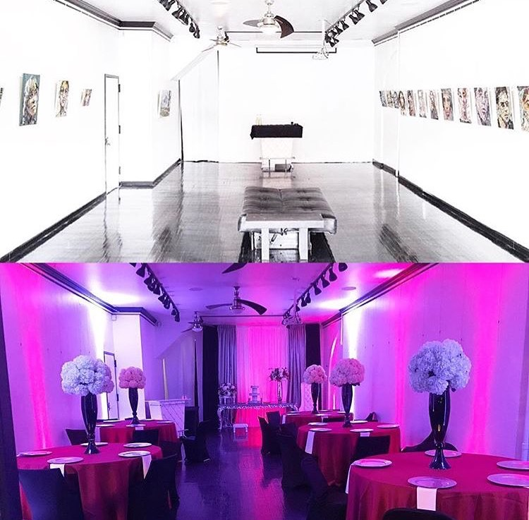 Photo #2 I.M.A.G.E Gallery Event Space at Jenessa De La Cruz