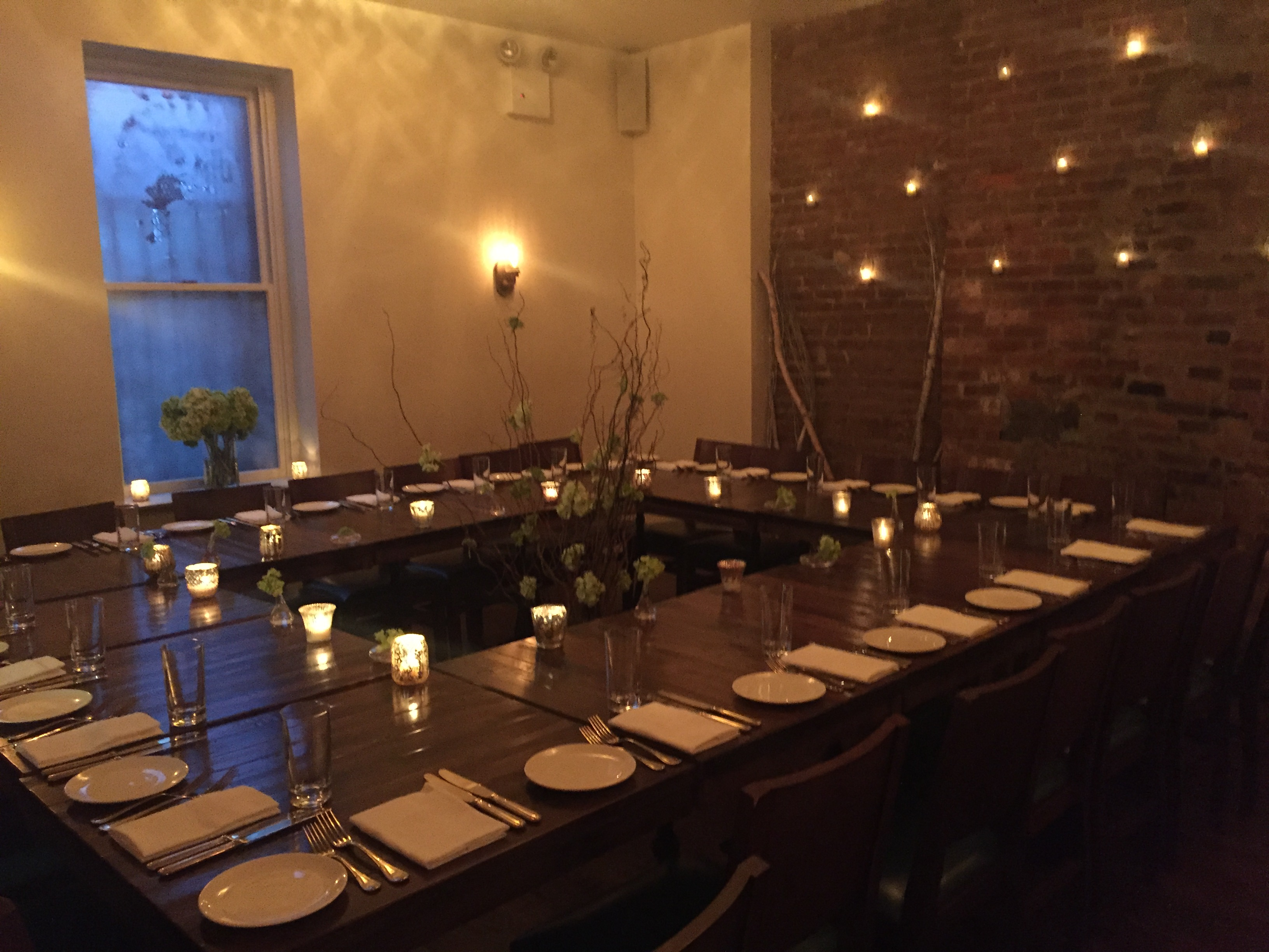 Photo #2 Private Dining Room at Kingsley