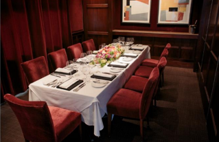 Small Private Dining Room  event space at Village Pub in New York City, NYC, NY/NJ Area