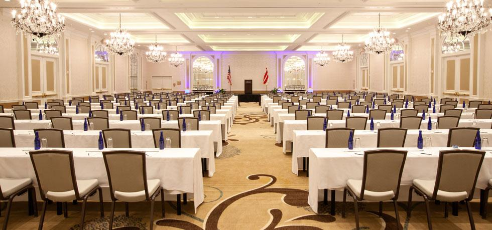 Photo #5 GRAND BALLROOM	 at Fairmont Washington D.C. Georgetown