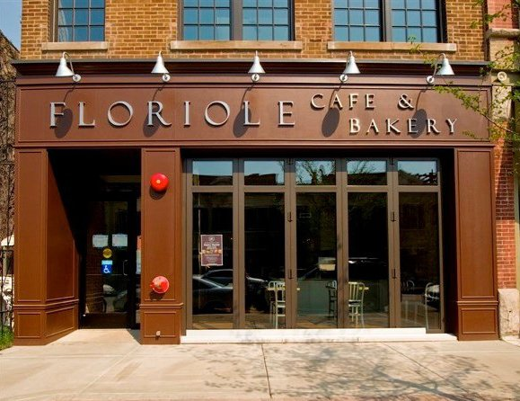 Floriole event space in Chicago, Chicagoland Area