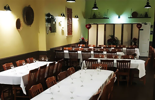 Photo #3 Main Space at Capricci Ristorante Pizzeria