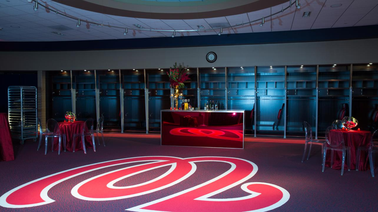 Photo #3 Nationals Clubhouse at Nationals Park